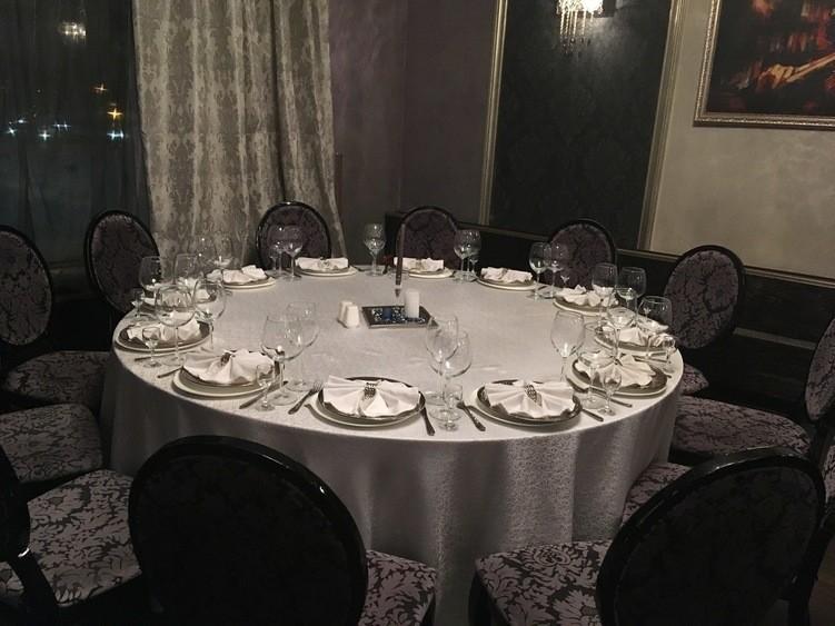 Ресторан, Банкетный зал на 120 персон в ЮВАО, м. Рязанский проспект, м. Кузьминки от 2000 руб. на человека