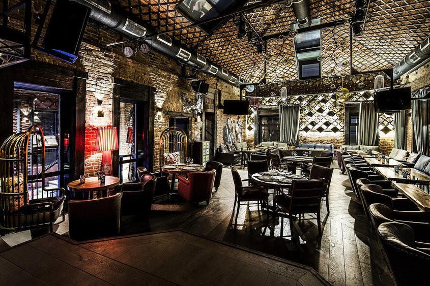Ресторан на 70 персон в ЦАО, м. Баррикадная от 7000 руб. на человека