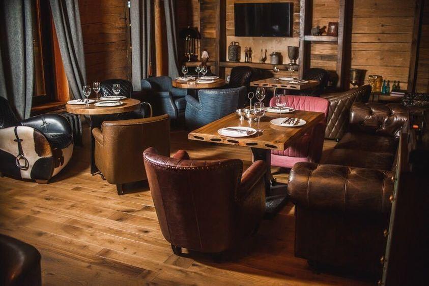 Ресторан на 20 персон в ЦАО, м. Баррикадная от 7000 руб. на человека