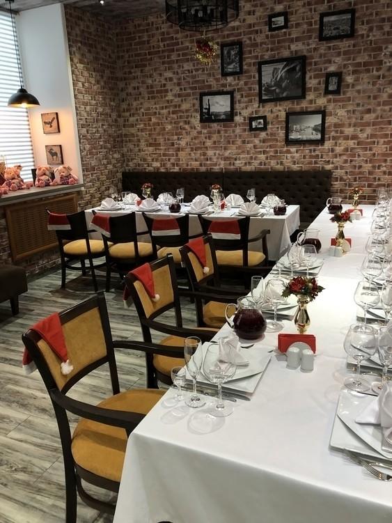 Ресторан на 30 персон в СВАО, м. Дмитровская от 2500 руб. на человека