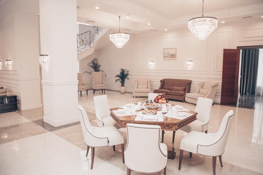 Ресторан, Банкетный зал на 40 персон в ЗАО,  от 6000 руб. на человека