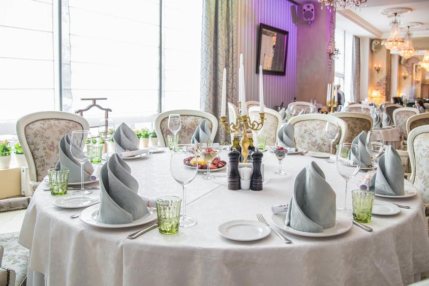Ресторан, Банкетный зал на 120 персон в ЦАО, м. Октябрьская от 3500 руб. на человека