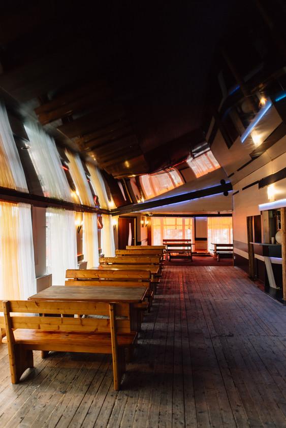 Ресторан, За городом, Летняя веранда, У воды на 100 персон в СВАО,  от 3000 руб. на человека