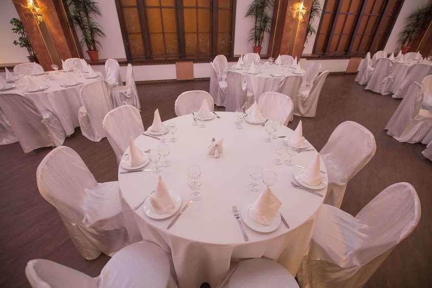 Банкетный зал на 110 персон в ЗАО, м. Парк Победы от 2000 руб. на человека