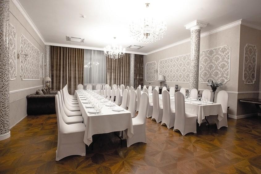 Банкетный зал, При гостинице на 40 персон в ЦАО, м. Спортивная от 2500 руб. на человека