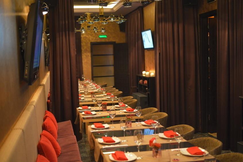 Ресторан на 30 персон в ЗАО, м. Славянский бульвар от 2500 руб. на человека