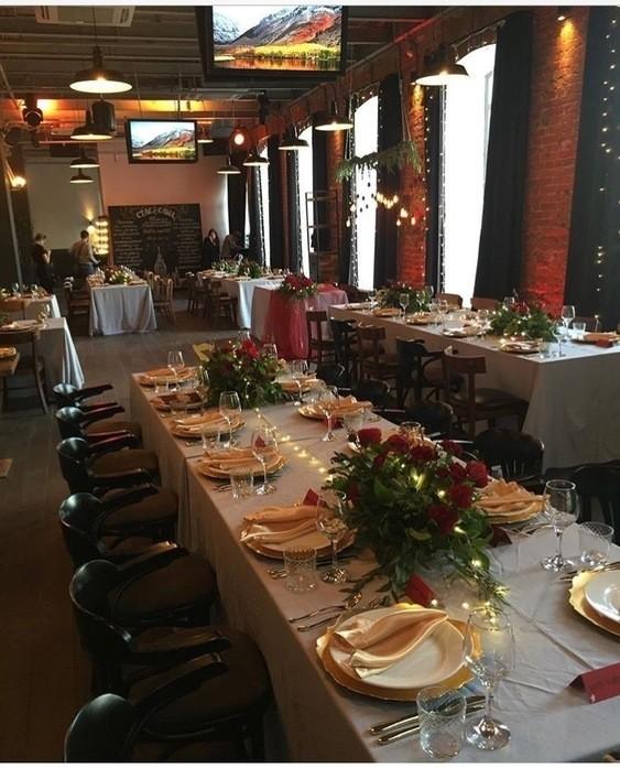 Ресторан, Банкетный зал на 200 персон в ЦАО, САО, м. Белорусская от 2000 руб. на человека
