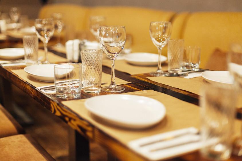 Ресторан на 40 персон в СВАО, м. Сокольники от 2500 руб. на человека