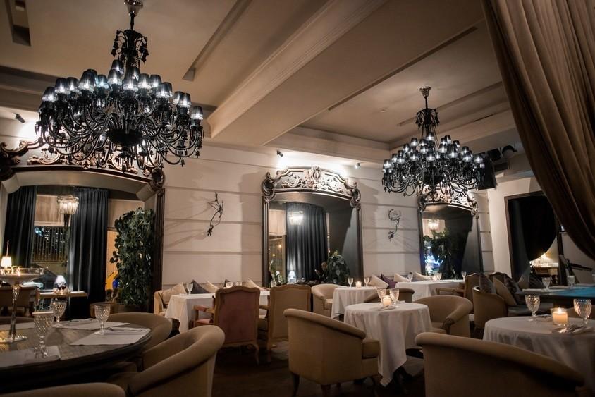 Ресторан, Банкетный зал на 150 персон в ЦАО, м. Краснопресненская, м. Баррикадная, м. Смоленская, м. Выставочная от 2500 руб. на человека