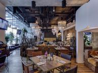 Ресторан, Банкетный зал на 100 персон в ЦАО, м. Выставочная, м. Деловой центр, м. Международная от 3000 руб. на человека