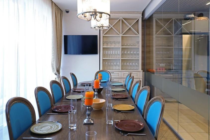 Ресторан на 30 персон в ЦАО, м. Улица 1905 года от 3500 руб. на человека