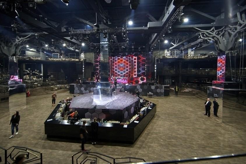 Банкетный зал на 2200 персон в ЦАО, м. Кутузовская, м. Парк Победы от 3500 руб. на человека