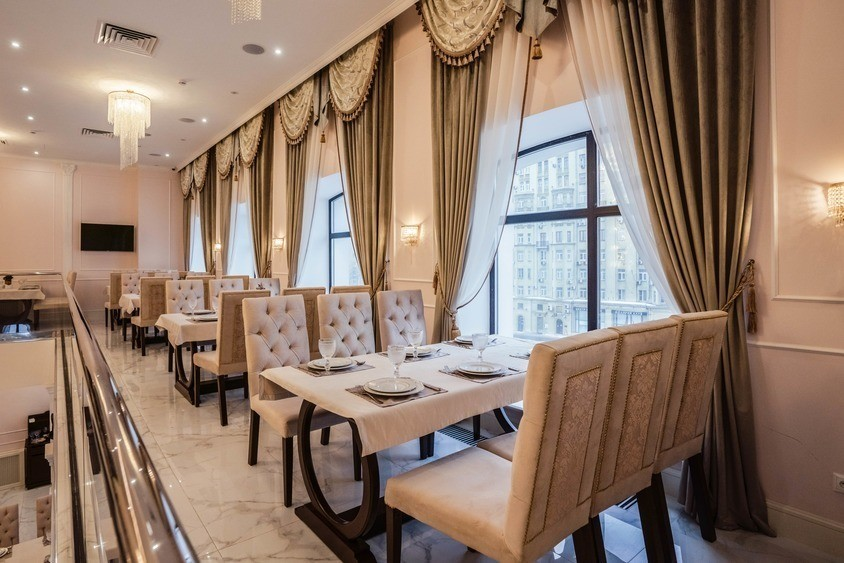 Ресторан, Банкетный зал на 250 персон в ЮАО, м. Нагатинская, м. Тульская от 3500 руб. на человека