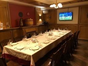 Ресторан на 15 персон в ЦАО, ЮВАО, м. Таганская, м. Пролетарская