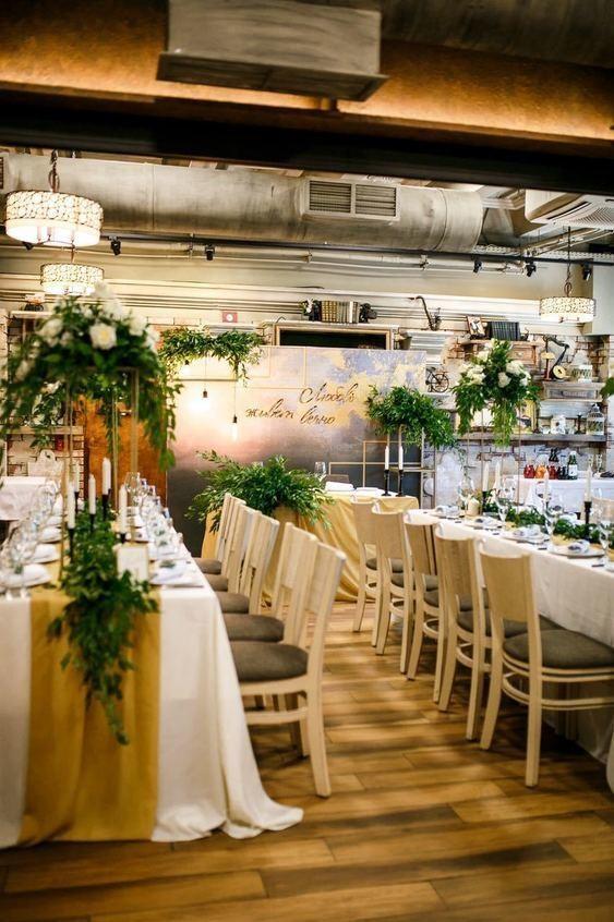 Ресторан, Банкетный зал на 160 персон в ЮАО, м. Шаболовская от 3500 руб. на человека