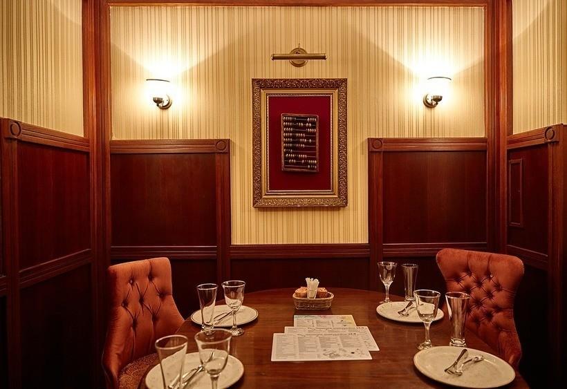 Ресторан на 10 персон в ЦАО, м. Арбатская от 3000 руб. на человека