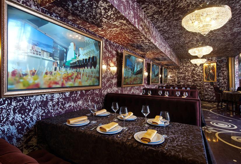 Ресторан, Банкетный зал на 50 персон в САО, м. Сокол, м. Войковская от 4000 руб. на человека