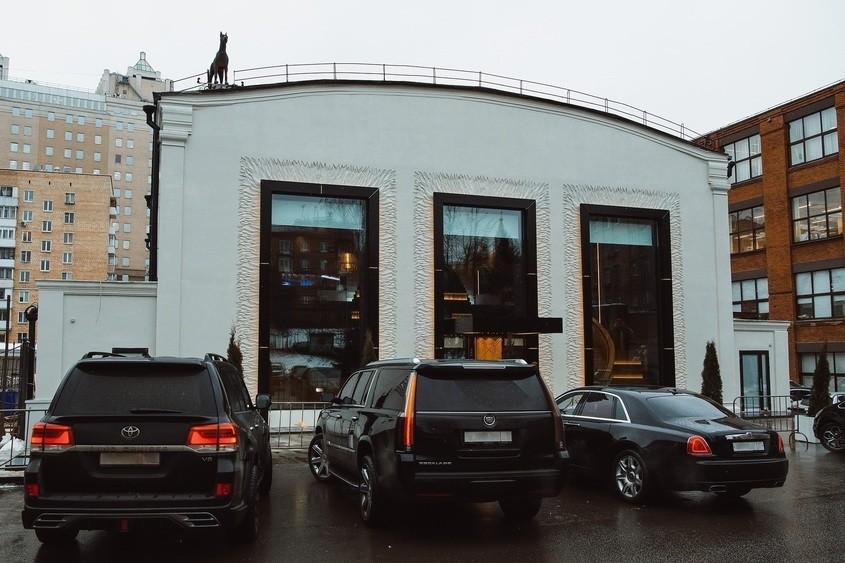 Ресторан на 160 персон в ЦАО, м. Улица 1905 года от 6000 руб. на человека