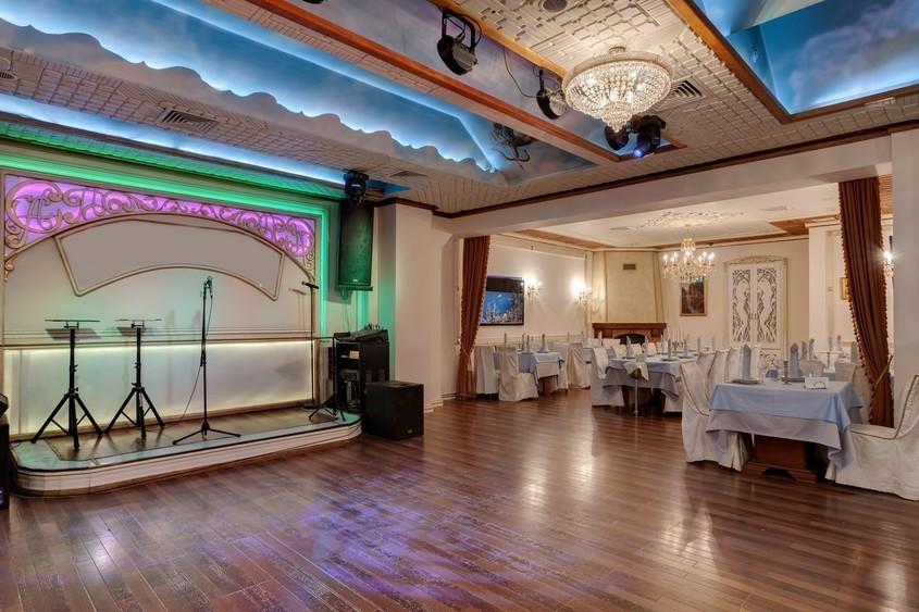 Банкетный зал, Кафе на 200 персон в ЮАО, м. Тульская, м. Павелецкая, м. Нагатинская от 3000 руб. на человека