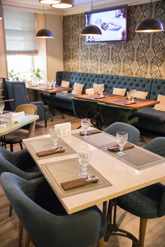 Ресторан, Банкетный зал на 80 персон в ЦАО, м. Смоленская, м. Арбатская от 2500 руб. на человека