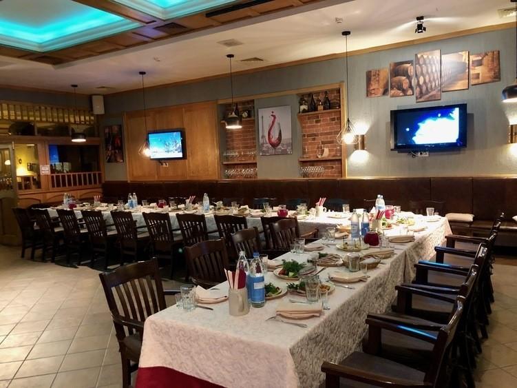 Ресторан, Банкетный зал на 90 персон в ЦАО, ЮВАО, м. Таганская, м. Пролетарская от 3000 руб. на человека