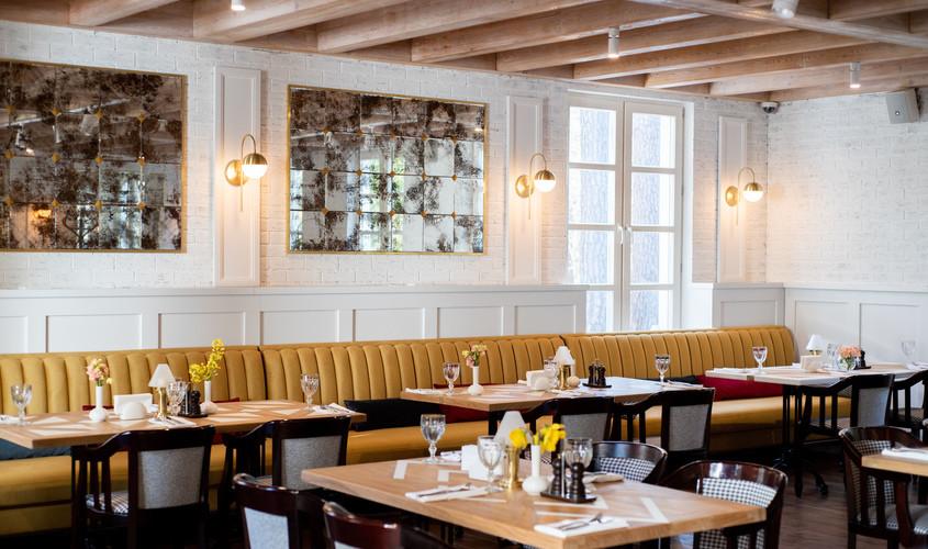 Ресторан, Банкетный зал, За городом на 50 персон в СЗАО, ЗАО,  от 5000 руб. на человека