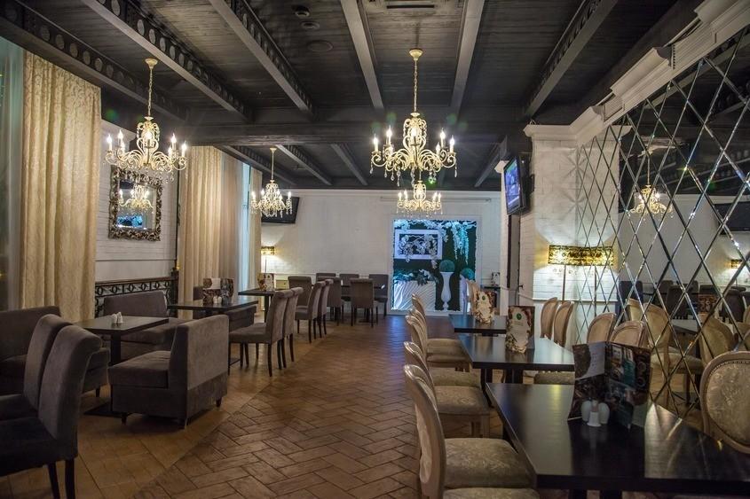 Ресторан на 50 персон в ЦАО, м. Комсомольская, м. Красные ворота от 2500 руб. на человека
