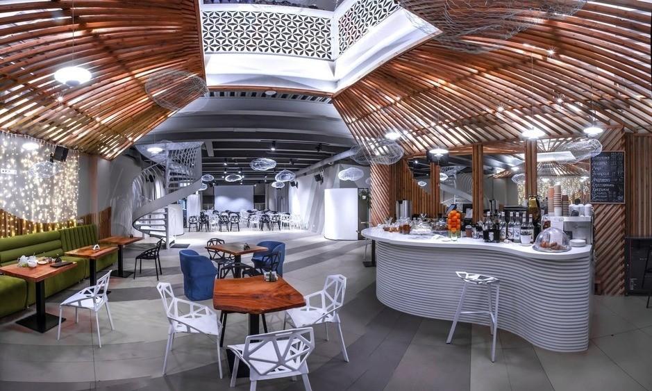 Банкетный зал на 120 персон в ЦАО, м. Красносельская от 5000 руб. на человека