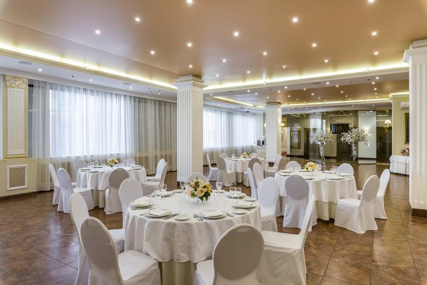 Ресторан, Банкетный зал на 200 персон в ЦАО, ВАО, м. Красносельская, м. Сокольники, м. Бауманская от 3000 руб. на человека