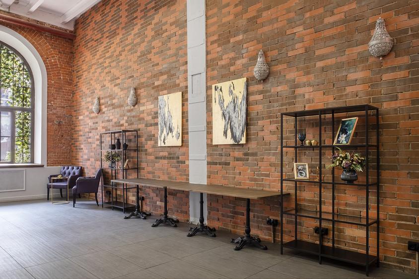 Банкетный зал на 50 персон в ЗАО, м. Краснопресненская, м. Улица 1905 года от 3000 руб. на человека
