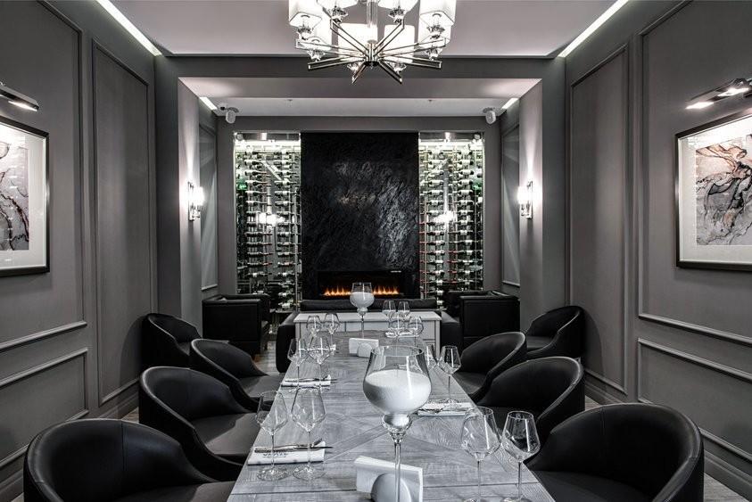 Ресторан, Банкетный зал на 18 персон в ЦАО, м. Краснопресненская, м. Баррикадная от 1200 руб. на человека