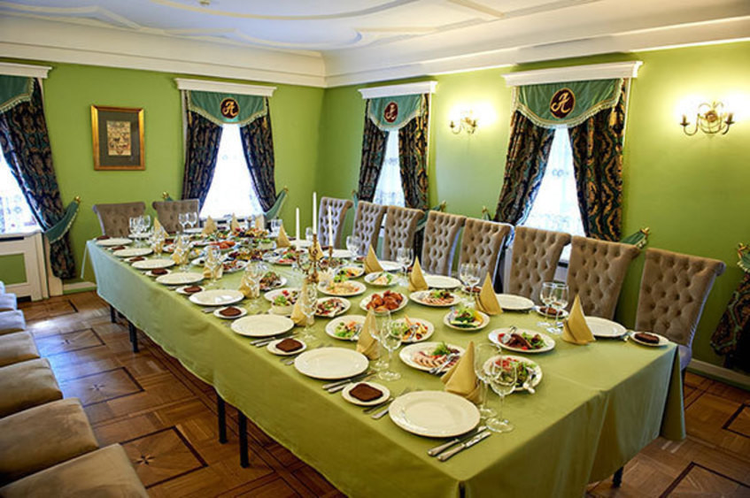 Ресторан, Усадьба на 20 персон в ЮАО, м. Орехово, м. Царицыно от 4000 руб. на человека