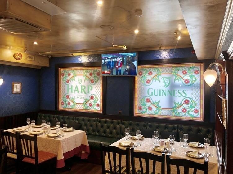 Ресторан на 80 персон в ЦАО, м. Курская, м. Чистые пруды, м. Китай-город от 1500 руб. на человека