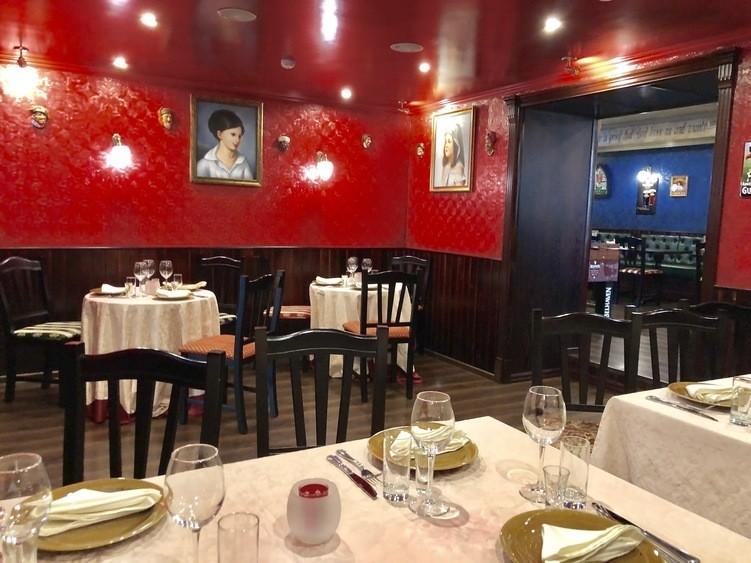 Ресторан, Банкетный зал на 15 персон в ЦАО, м. Курская, м. Чистые пруды, м. Китай-город от 1500 руб. на человека