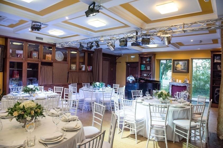 Банкетный зал на 60 персон в ЦАО, м. Пушкинская, м. Маяковская от 3500 руб. на человека