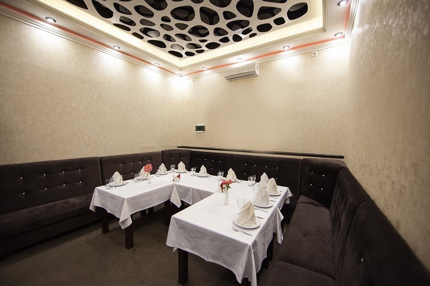 Ресторан на 15 персон в СЗАО, м. Электрозаводская от 1500 руб. на человека