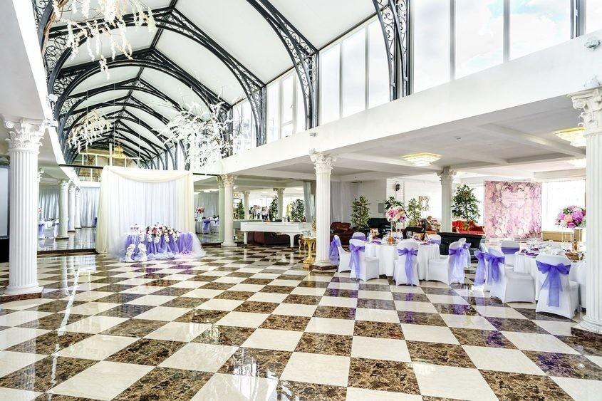 Банкетный зал на 500 персон в ЮЗАО, м. Юго-Западная, м. Саларьево, м. Румянцево от 2000 руб. на человека