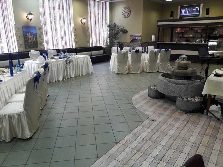 Банкетный зал, Кафе на 80 персон в ЦАО, СВАО, САО, м. Савеловская от 1000 руб. на человека