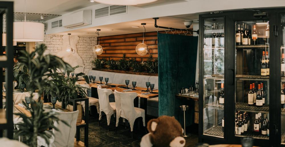 Ресторан, Банкетный зал на 60 персон в ЦАО, м. Маяковская от 2500 руб. на человека