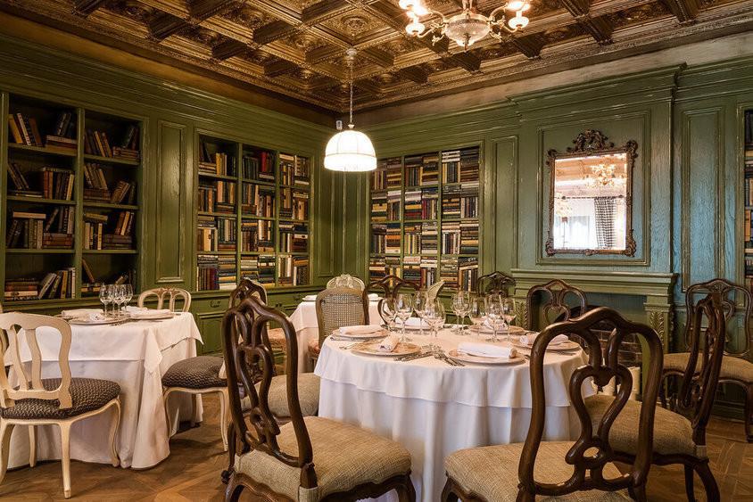 Ресторан, Банкетный зал на 16 персон в ЦАО, м. Маяковская от 5000 руб. на человека
