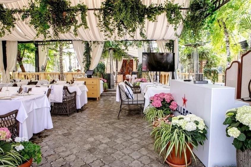 Ресторан, Банкетный зал на 45 персон в ЦАО, м. Маяковская от 5000 руб. на человека