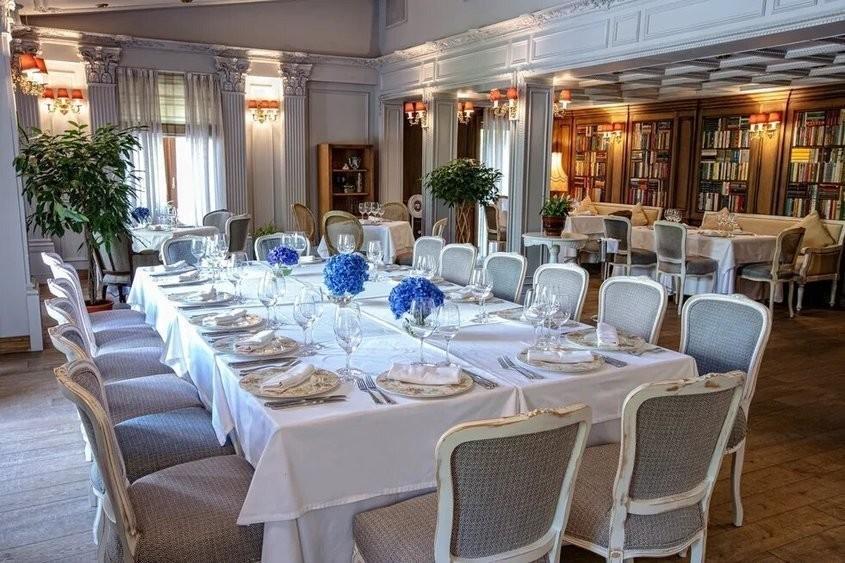 Ресторан, Банкетный зал на 50 персон в ЦАО, м. Маяковская от 5000 руб. на человека