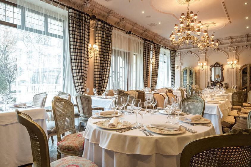 Ресторан, Банкетный зал на 100 персон в ЦАО, м. Маяковская от 5000 руб. на человека