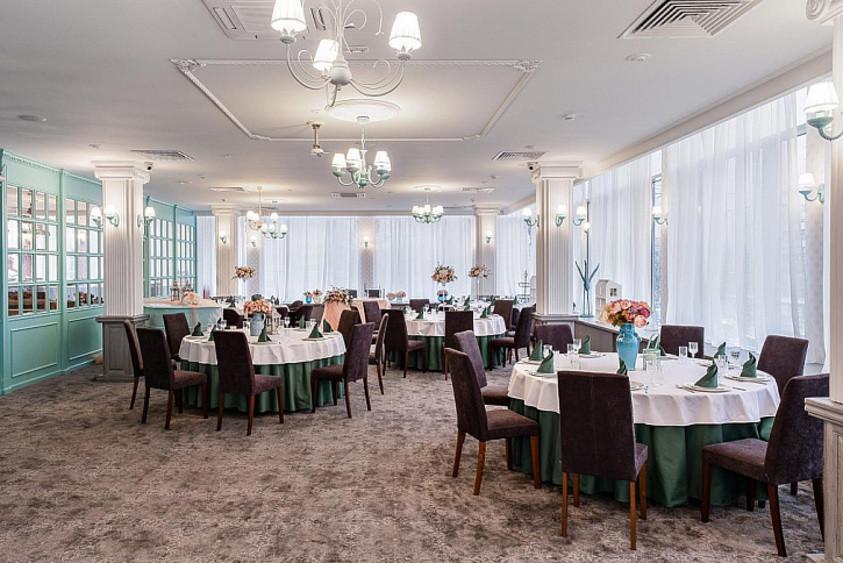Ресторан, Банкетный зал, Конференц-зал на 75 персон в ВАО, м. Семеновская, м. Электрозаводская от 2500 руб. на человека