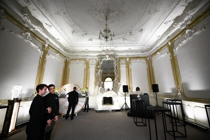 Банкетный зал на 30 персон в ЦАО, м. Лубянка, м. Кузнецкий мост от 3500 руб. на человека