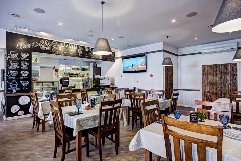 Ресторан на 25 персон в ЗАО, м. Фили, м. Багратионовская, м. Международная от 1500 руб. на человека