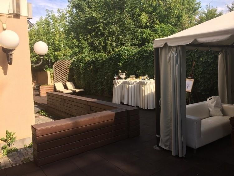 Ресторан, Банкетный зал, При гостинице на 50 персон в ЦАО, м. Сухаревская, м. Проспект Мира от 4000 руб. на человека
