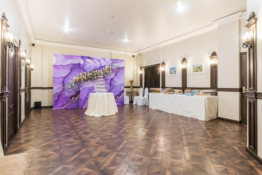 Банкетный зал на 70 персон в ЮВАО, м. Рязанский проспект, м. Выхино от 2500 руб. на человека