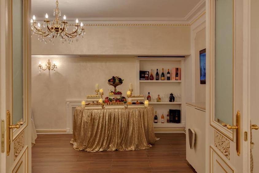 Банкетный зал на 60 персон в ЮАО, м. Тульская, м. Павелецкая, м. Нагатинская от 3000 руб. на человека