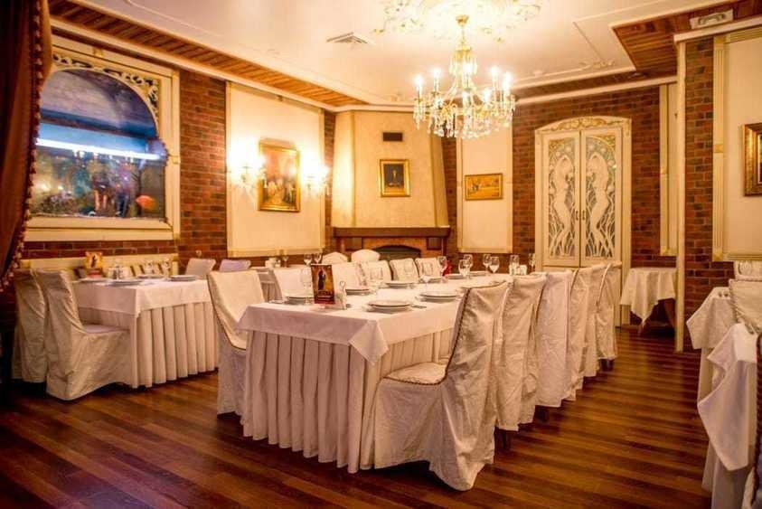 Банкетный зал, Кафе на 45 персон в ЮАО, м. Тульская, м. Павелецкая, м. Нагатинская от 3000 руб. на человека